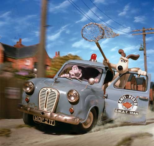 Wallace et gromit : le mystere du lapin garou Wallace and gromit : the curse of the were rabbit real : Nick Park et Steve Box COLLECTION CHRISTOPHEL